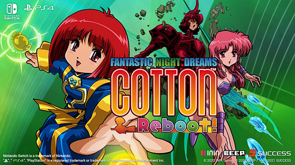 Cotton Reboot!