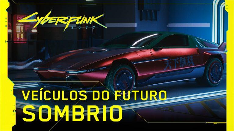 Veja as novas imagens de Cyberpunk 2077, que apresenta veículos, estilos e mais 1