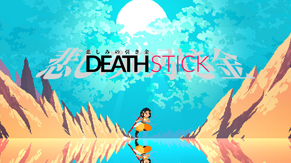 DeathStick é anunciado para Nintendo Switch 1