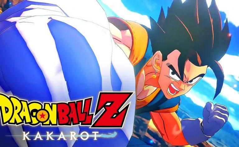 Dragon Ball Z: Kakarot modo Dragon Ball Card Warriors