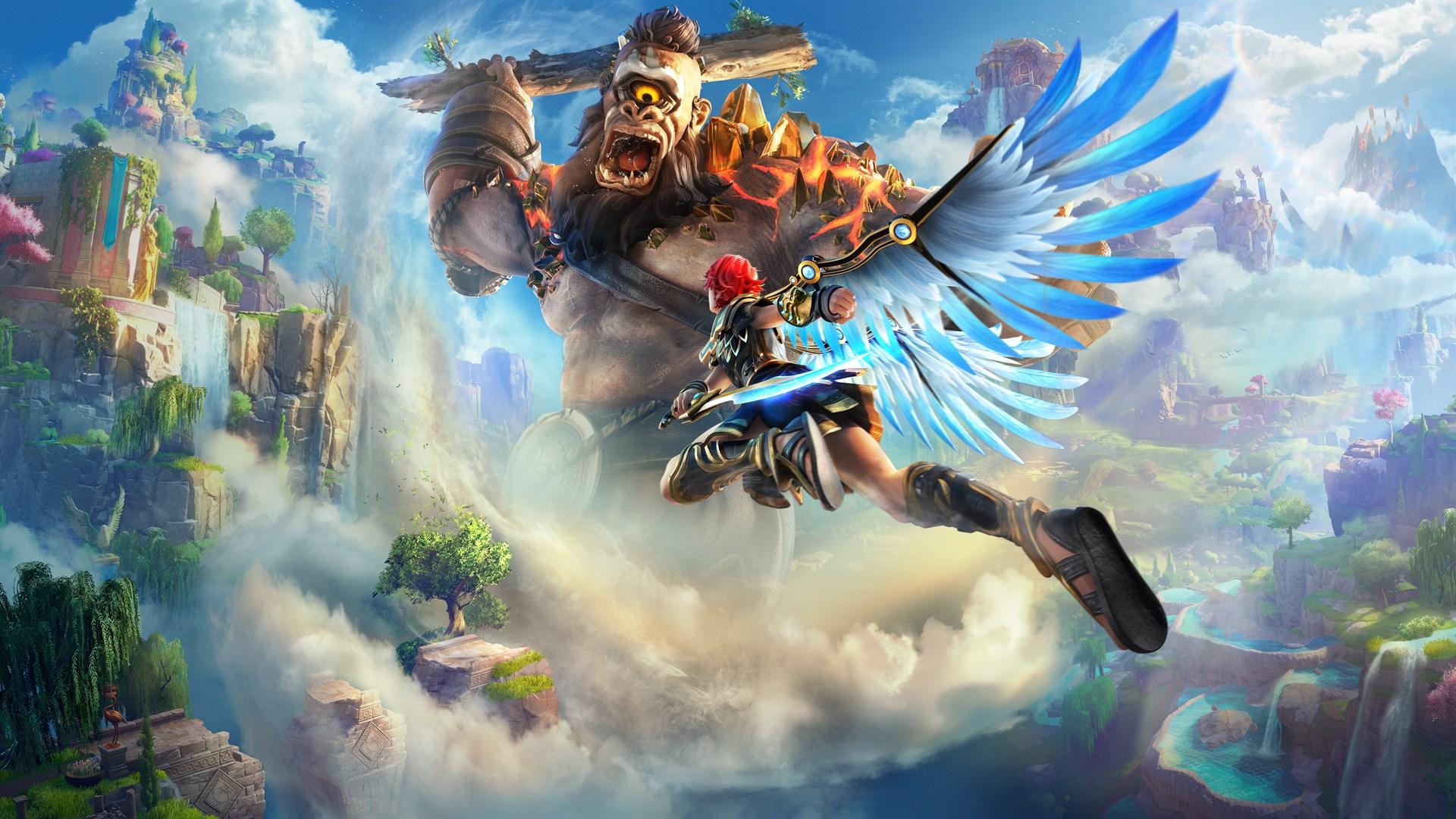 Divulgado o trailer de história de Immortals Fenyx Rising e informações sobre a demo 5