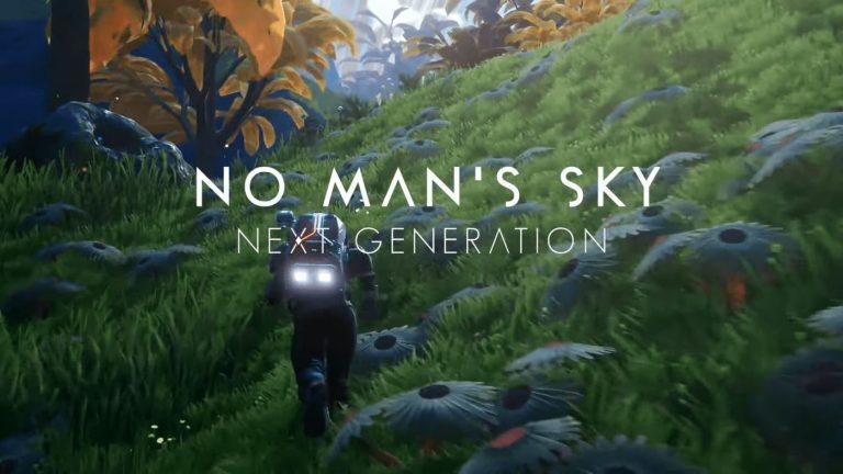 Veja o trailer de No Man's Sky Next Generation 1