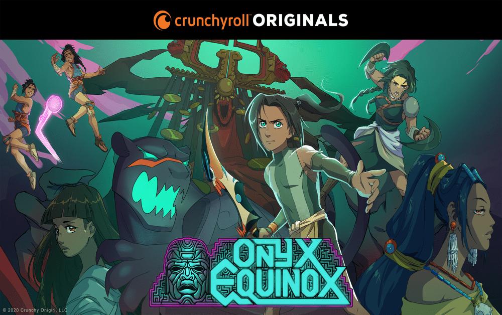 trailer dublado de Onyx Equinox
