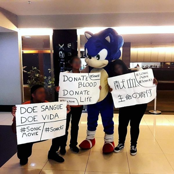 Sonic RJ mostra o rosto, e dublará Sonic em Sonic Adventure / SADX no projeto feito por fãs. 5