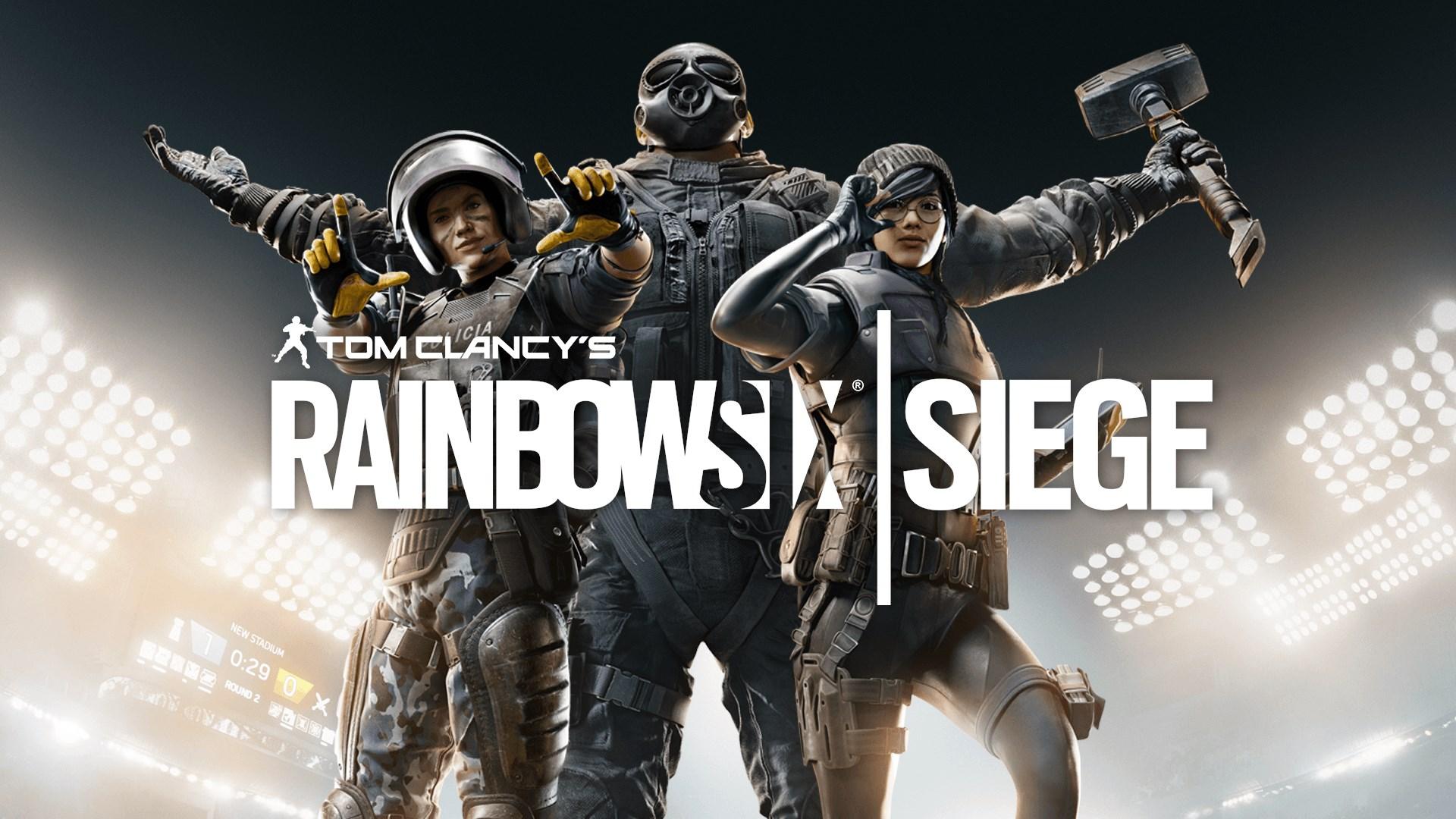 Rainbow Six Siege chegará ao Xbox Game Pass ainda em outubro 1