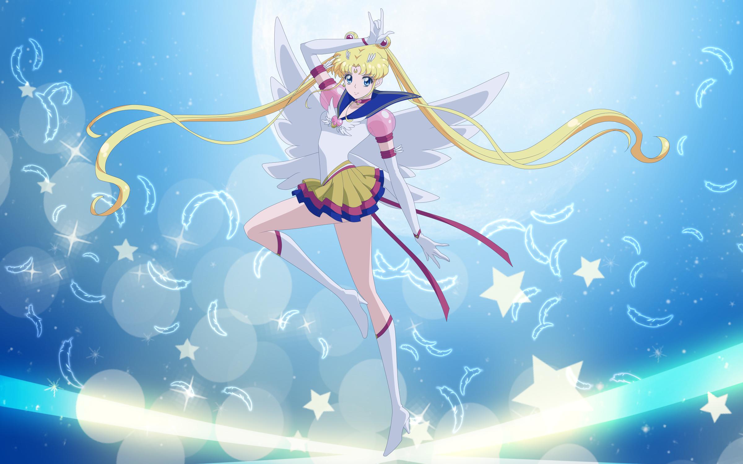 Sailor Moon: Eternal | Novo filme tem trailer e data de lançamento divulgados