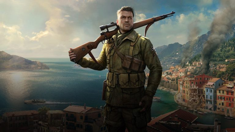 Sniper Elite 4 Nintendo Switch