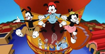 Confira o novo trailer do reboot de Animaniacs 9