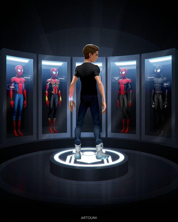 Oficial: Tom, Tobey e Andrew estarão em Homem-Aranha 3 1