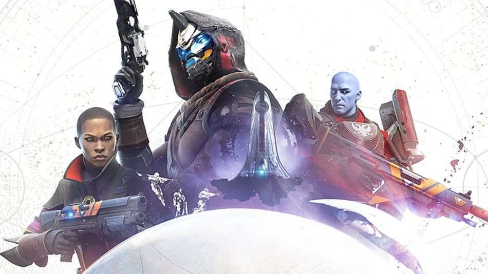 Destiny 2 para PS5 e Xbox Series
