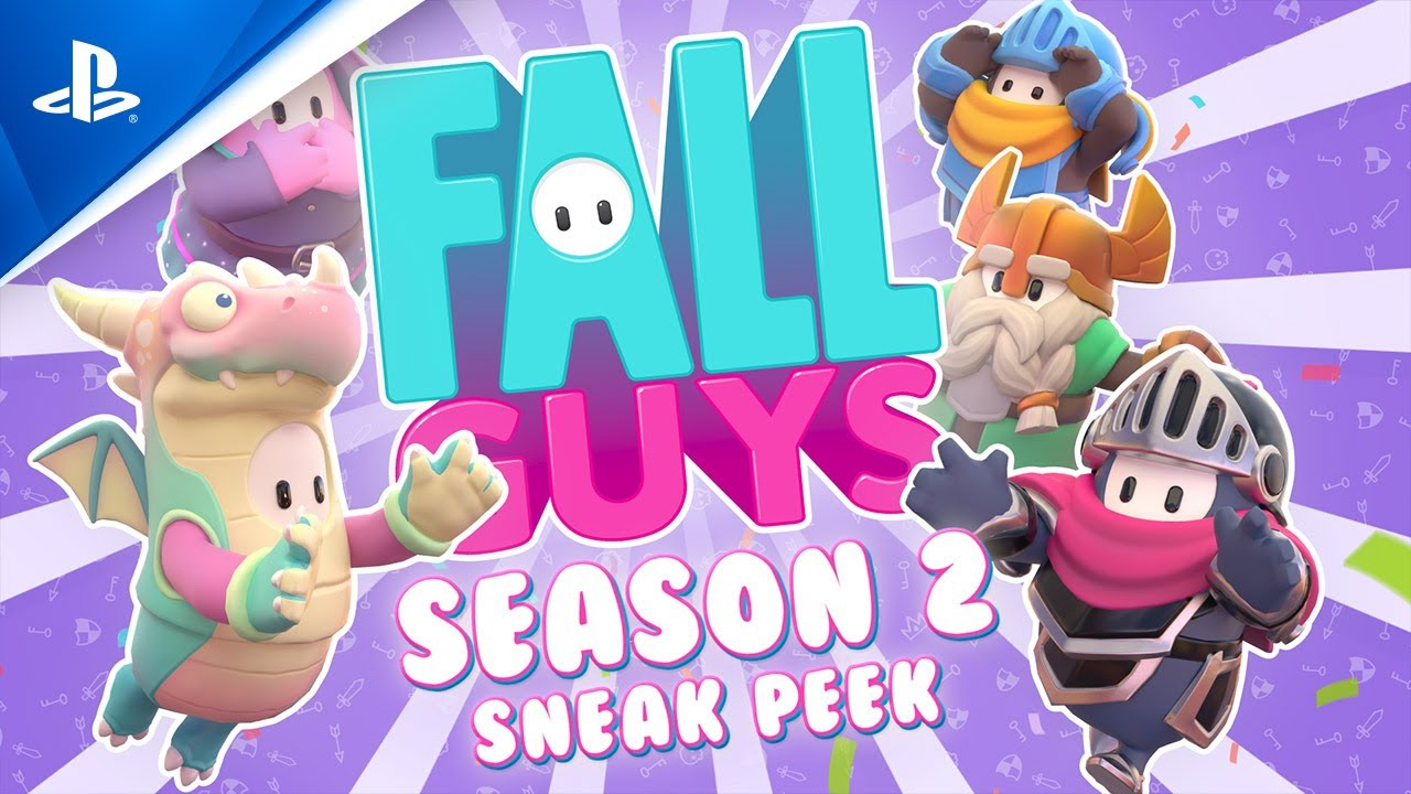 Fall  Guys: Ultimate Knockout Season 2