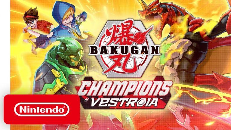 Bakugan: Champions of Vestroia
