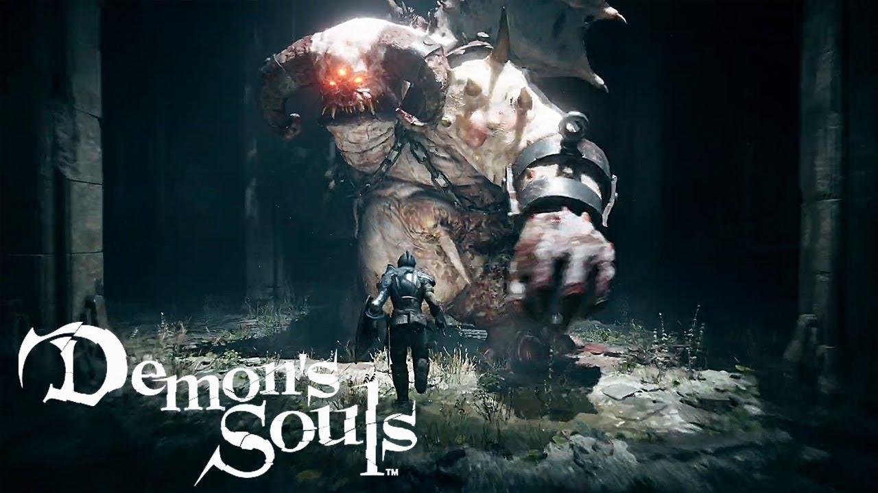 Gameplay de Demon's Souls