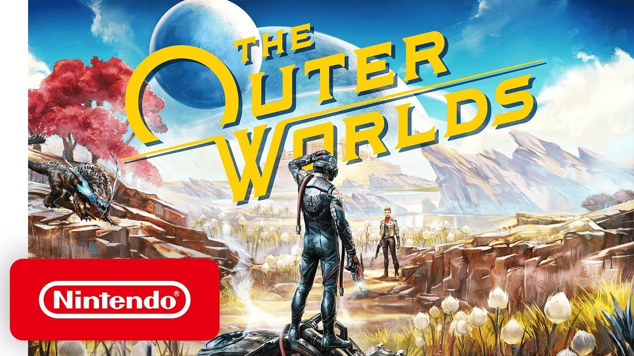 The Outer Worlds receberá nova atualização esse mês no Nintendo Switch 1