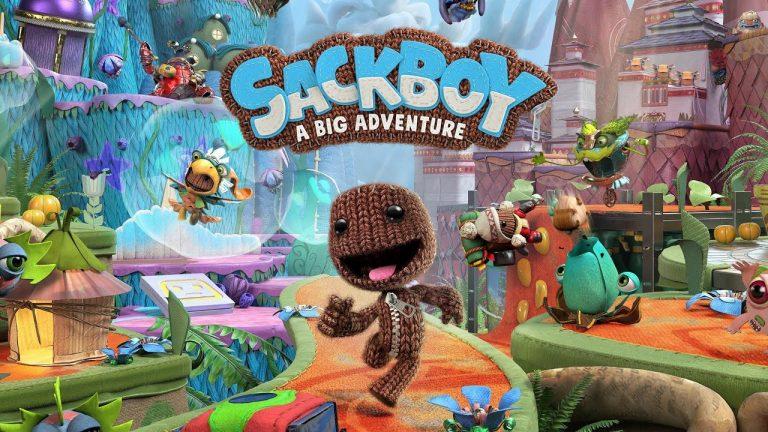 Confira o trailer de história de Sackboy: A Big Adventure 1