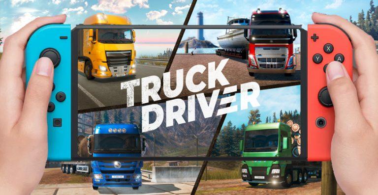Truck Driver pega a estrada no Switch em 17 de novembro de 2020 1