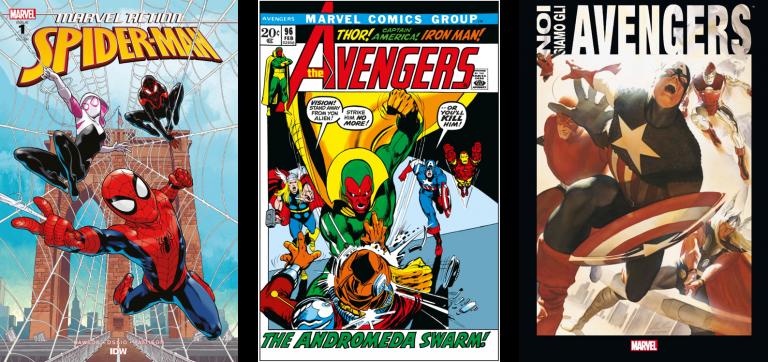 Confira as novas HQs da Marvel previstas pela Panini para os próximos meses 1