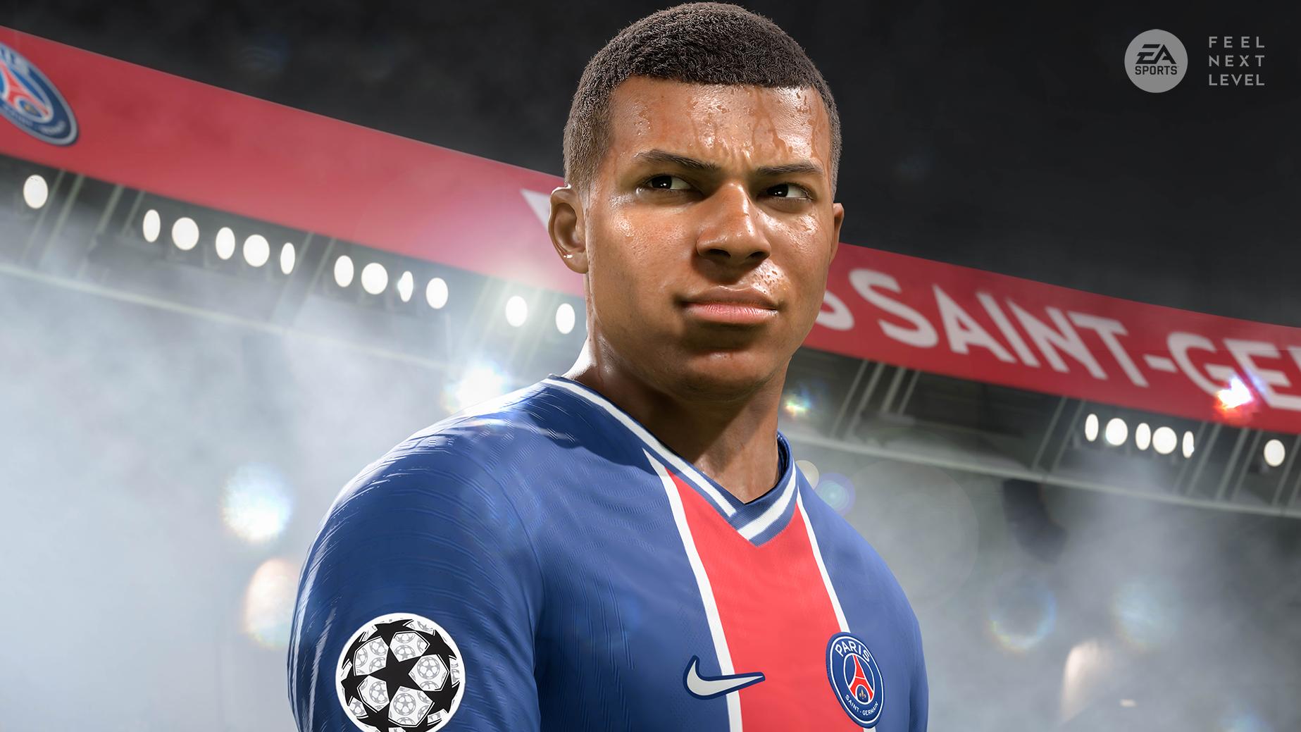 EA SPORTS FIFA 21 OFERECE A EXPERIÊNCIA MAIS AUTÊNTICA DE PARTIDA POR MEIO DO PODER DA NOVA GERAÇÃO 4