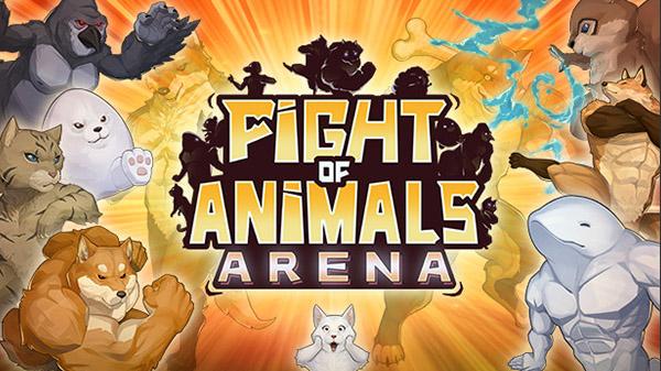 Fight of Animals : ARENA é anunciado 1