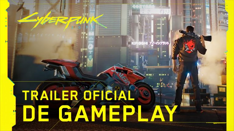 Cyberpunk 2077 apresenta novo trailer de gameplay 1