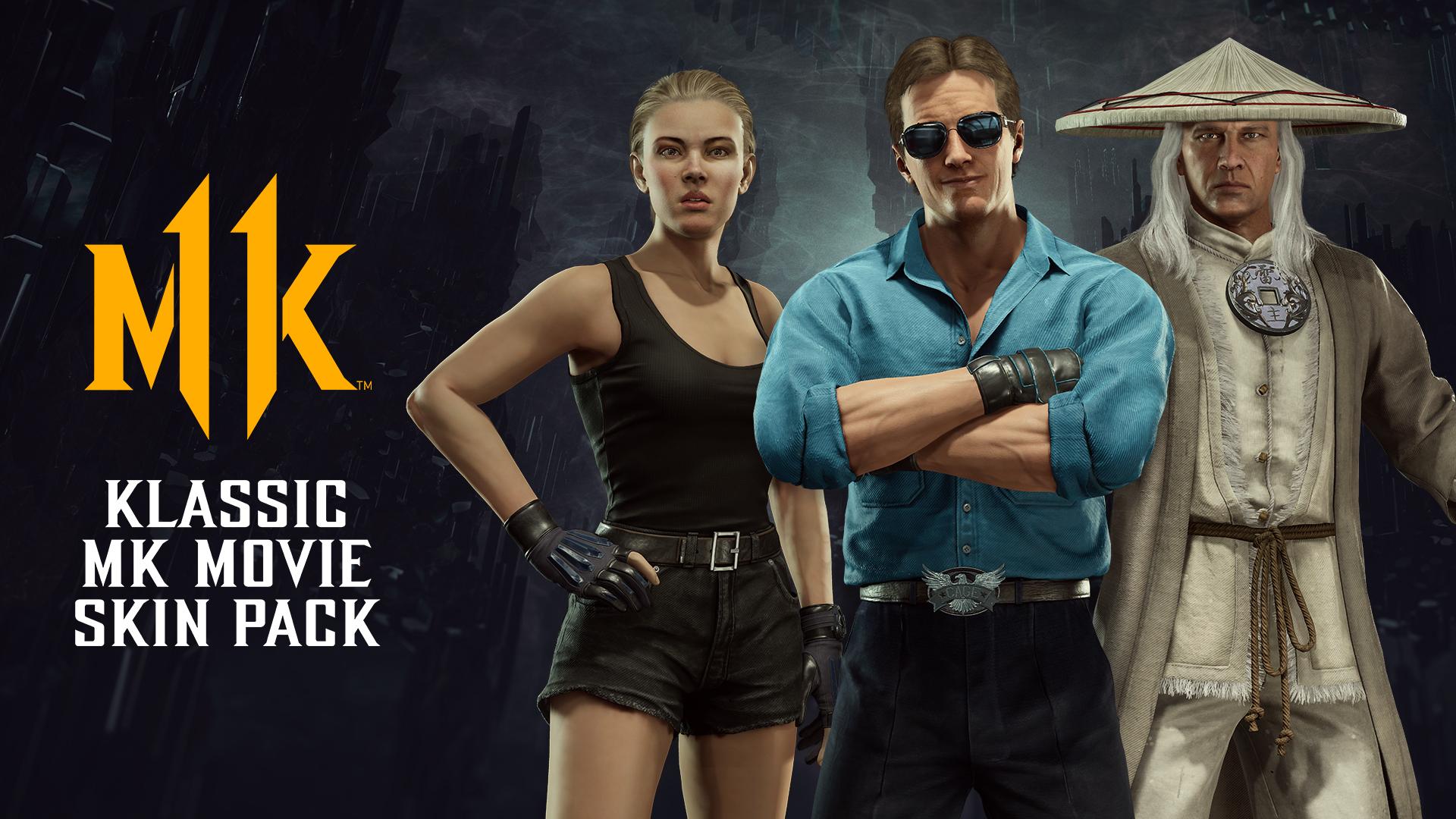 Novo pacote de skins chega a Mortal Kombat 11 6