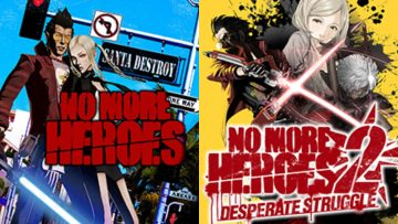Review No More Heroes 1 e 2