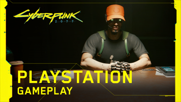 Gameplay de Cyberpunk 2077 no PlayStation revelado 4