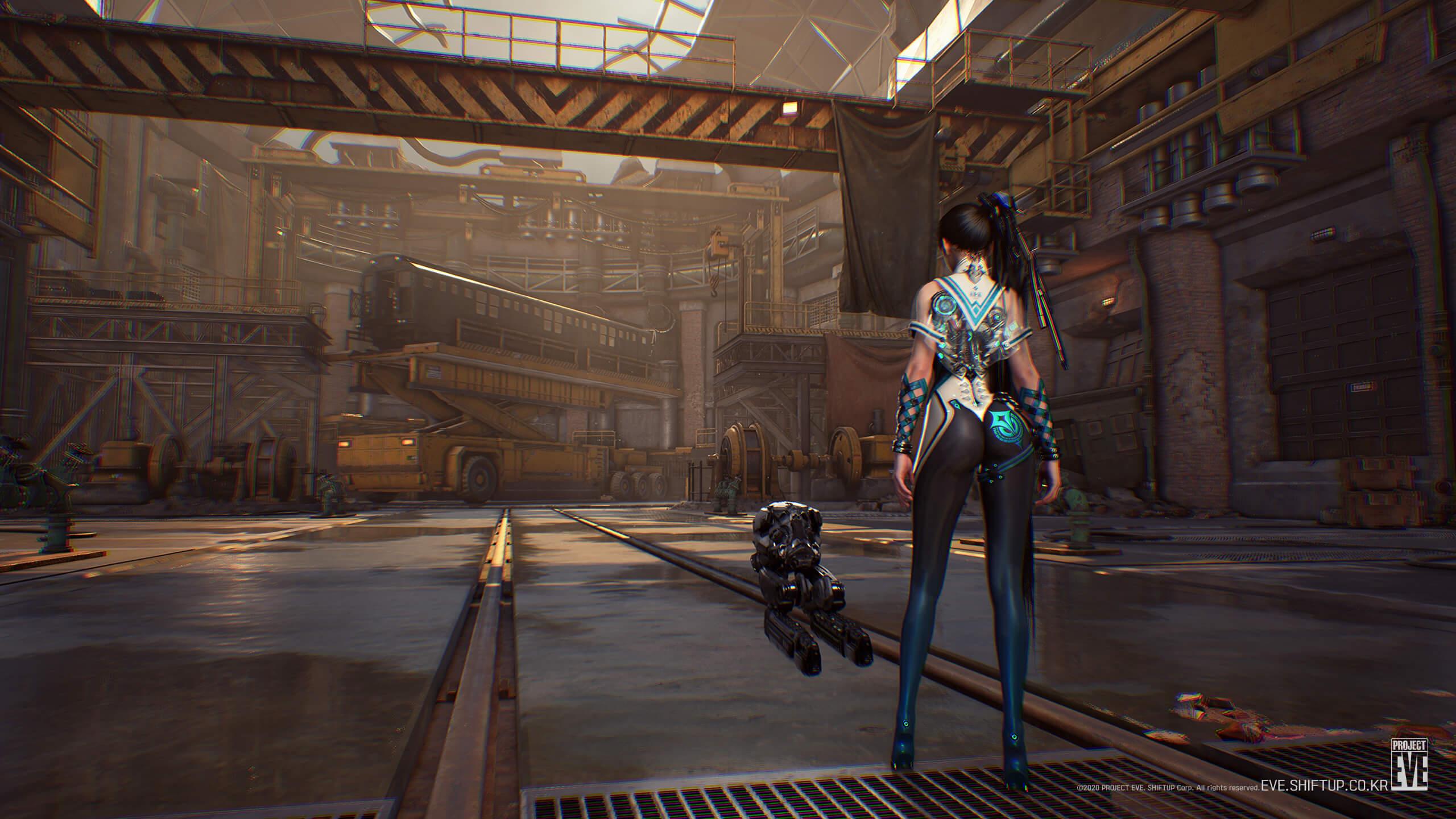 Gameplay de Project EVE