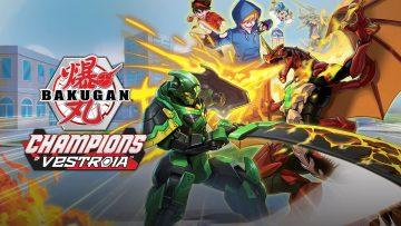 Review - Bakugan: Campeões de Vestroia - Uma Entrada Exclusiva para Nintendo Switch 6