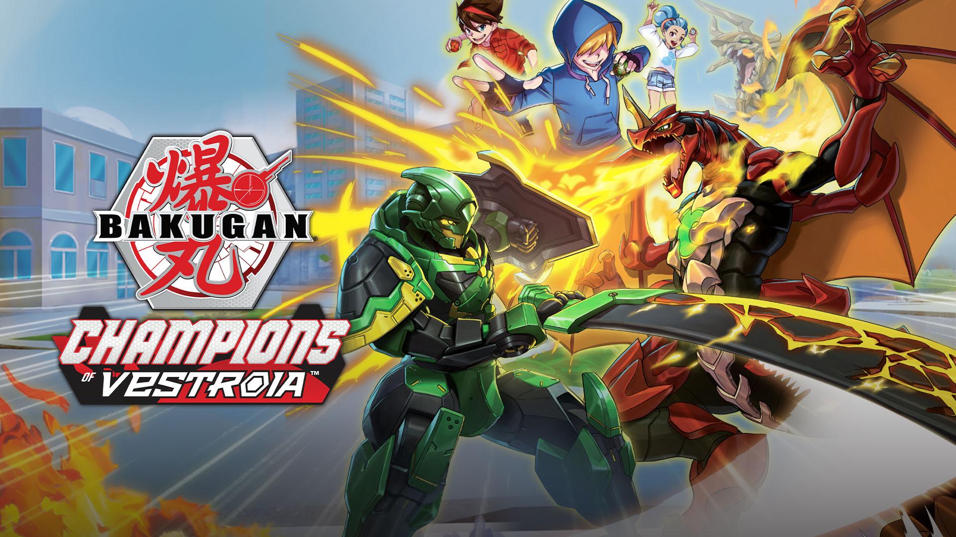 Review - Bakugan: Campeões de Vestroia - Uma Entrada Exclusiva para Nintendo Switch 1