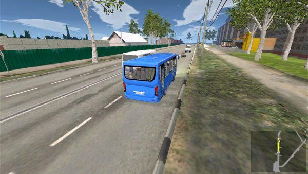 Review - Bus Drive Simulator para Nintendo Switch 4