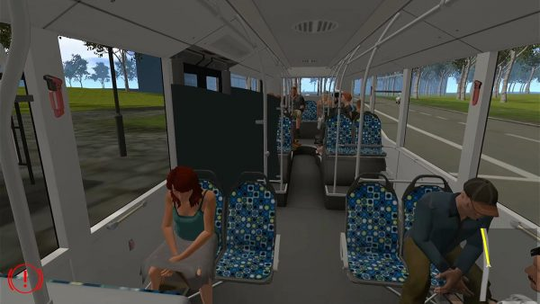 Review - Bus Drive Simulator para Nintendo Switch 3