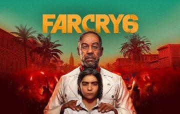 Data de lançamento de Far Cry 6