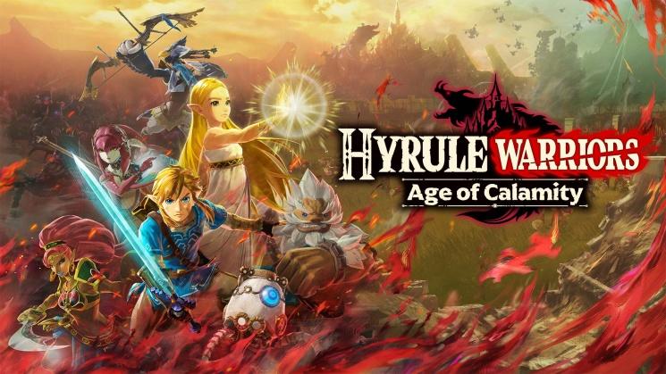 Experimente a história não contada da Grande Calamidade em Hyrule Warriors: Age of Calamity Hoje Mesmo! 1