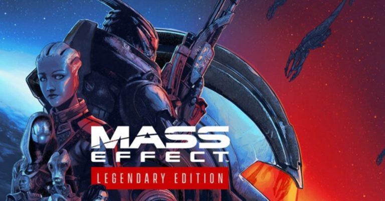 Mass Effect Legendary Edition é anunciado para PS4, Xbox One e PC 1