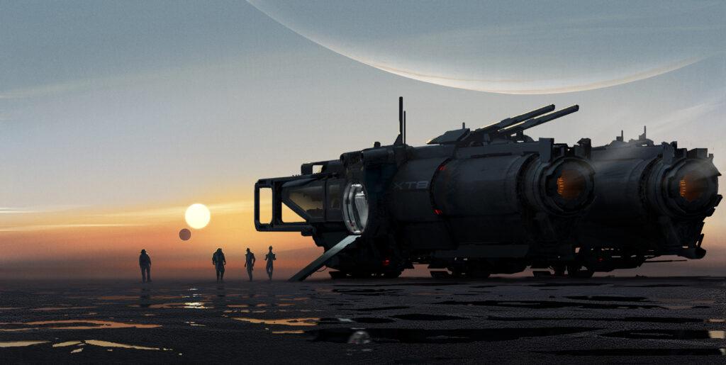Novo Mass Effect