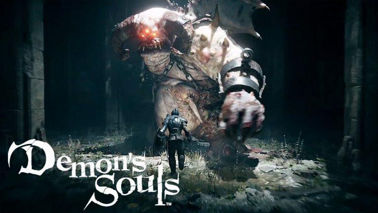 Demon's Souls menu de ajuda