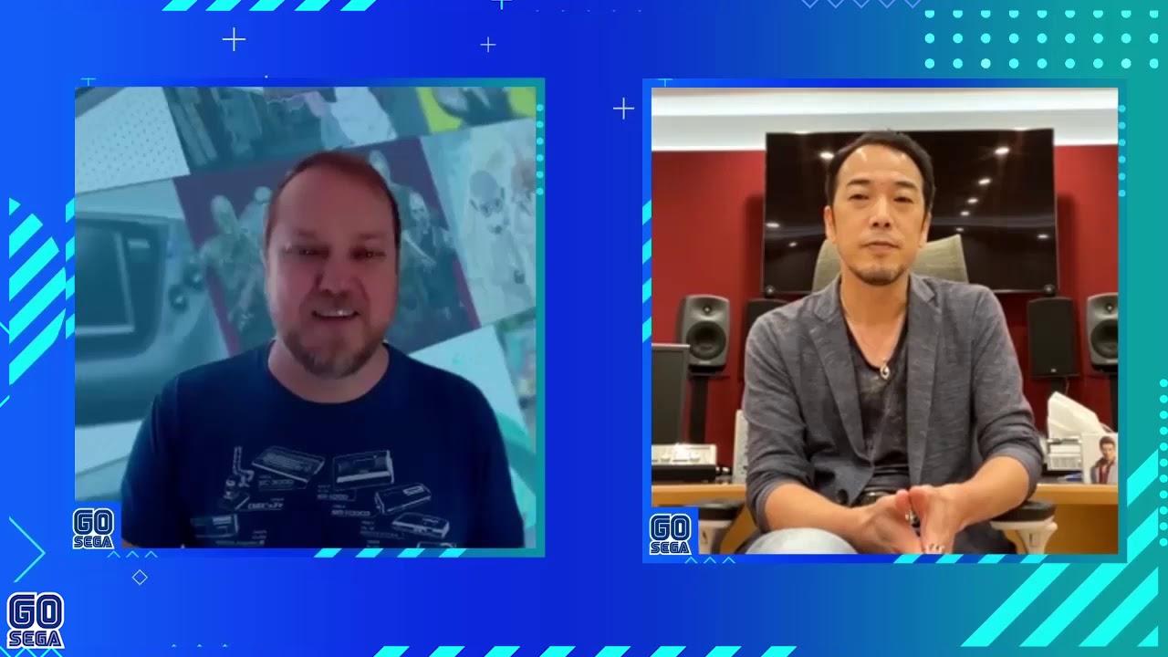Produtor de Yakuza novo do Sonic