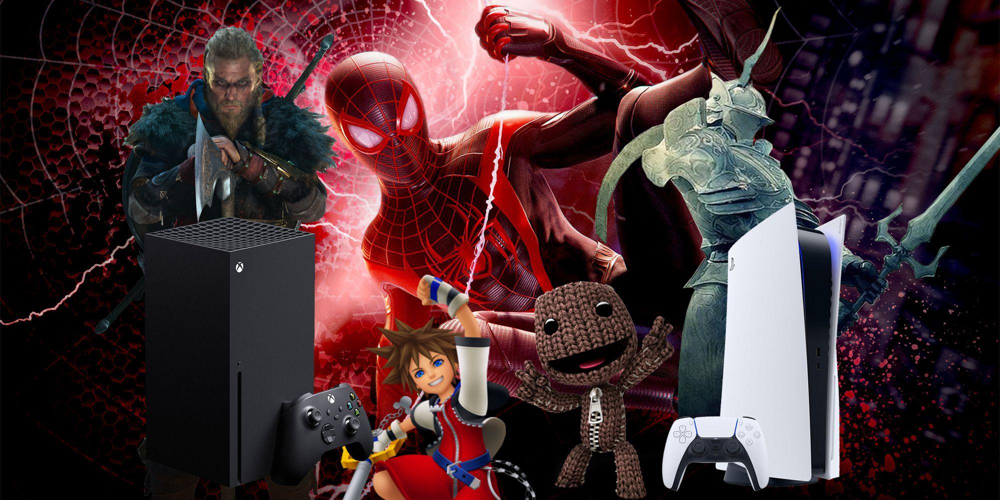 Jogos em novembro de 2020