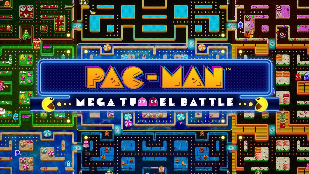 Pac-Man Mega Tunnel Battle, o battle royale de Pac-Man ganha trailer de lançamento 4