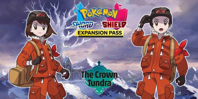 Review Pokémon Shield: The Crown Tundra