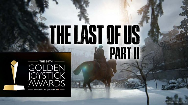 The Last of Us: Parte 2 Golden Joystick Awards 2020