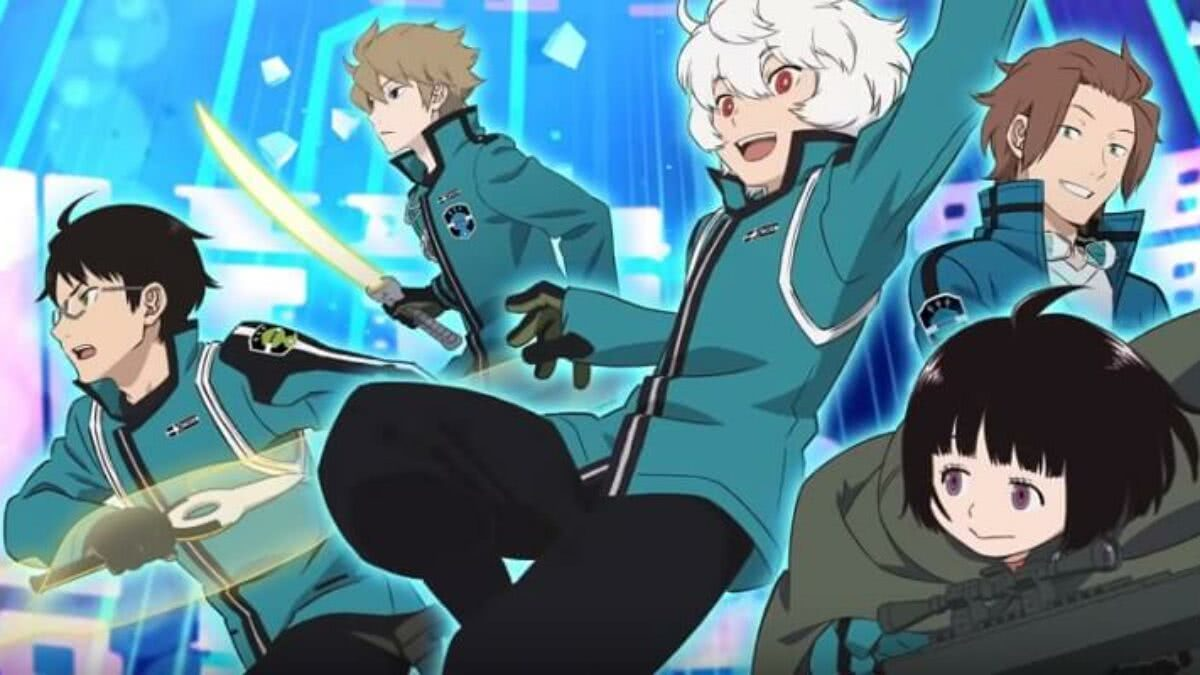 Segunda temporada de World Trigger