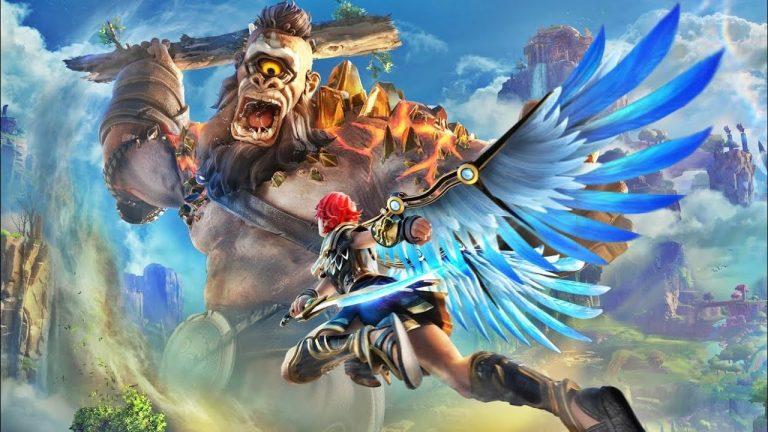 Gameplay Início Immortals Fenyx Rising