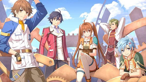 The Legend of Heroes: Kuro no Kiseki