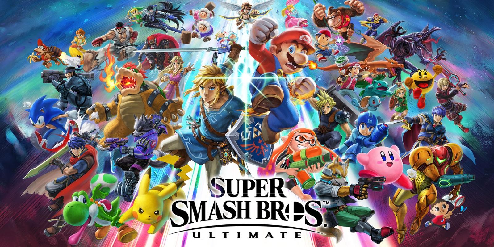 No TGA hoje será anunciado um novo personagem de Super Smash Bros Ultimate 4