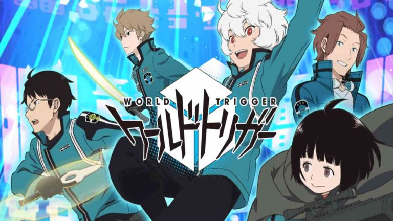 Veja o trailer da nova temporada de World Trigger 1