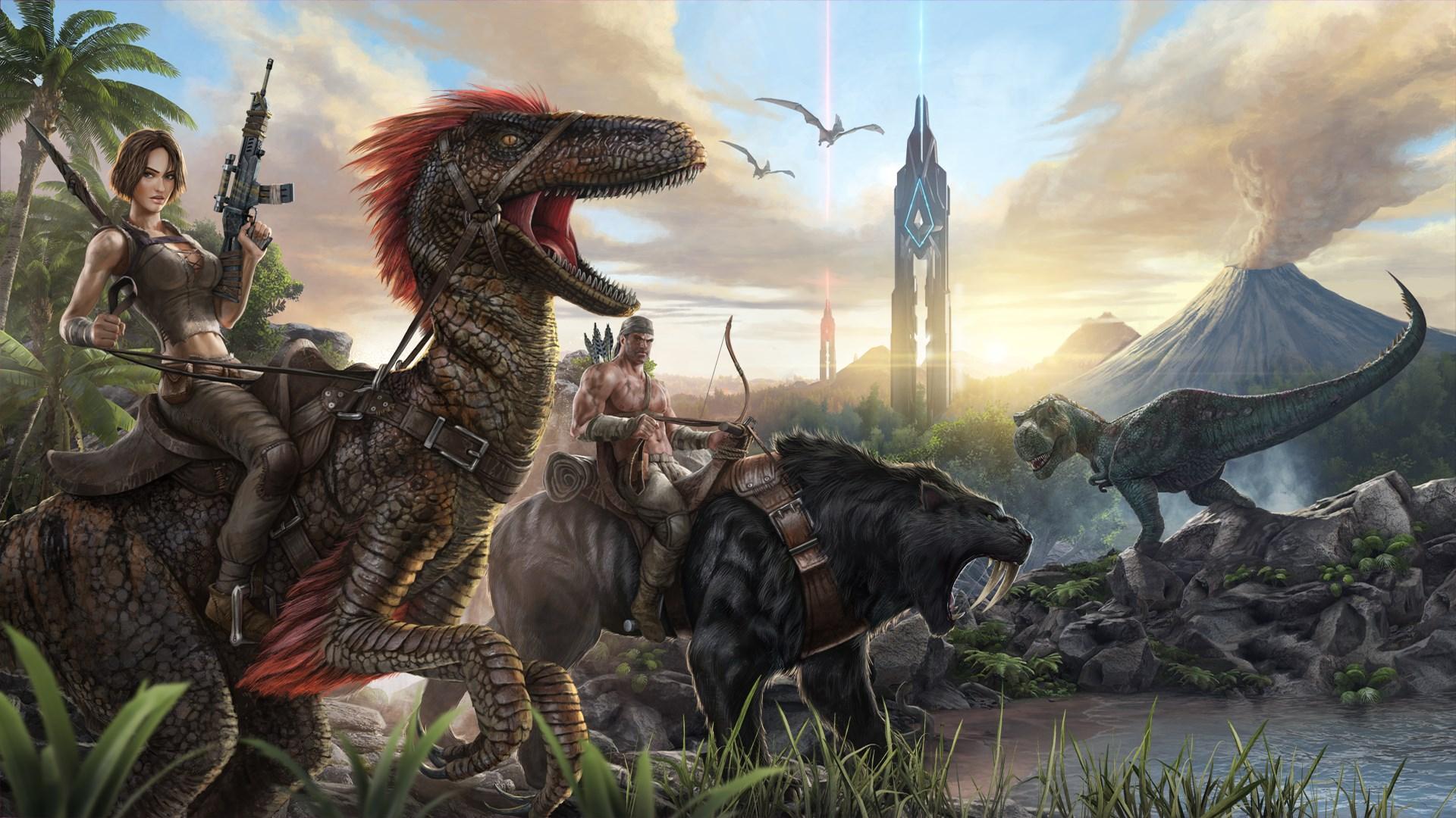 Ark 2 é anunciado 6
