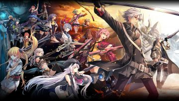 The Legend of Heroes: Trails of Cold Steel IV Nintendo Switch