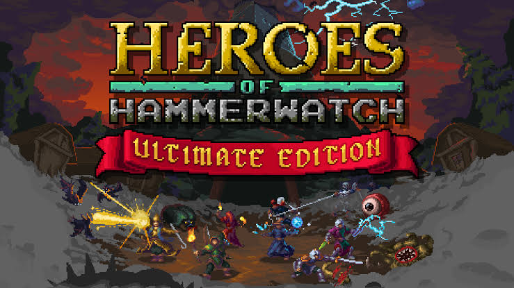 Review: Heroes of Hammerwatch 9